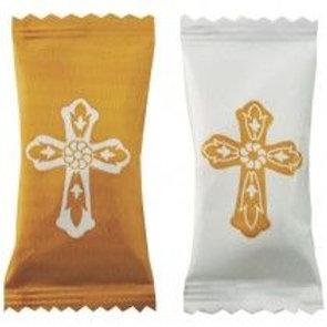 Mint White Cross 7Oz