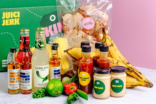 CLASSIC JUICI SUMMER BBQ KIT FOR 6