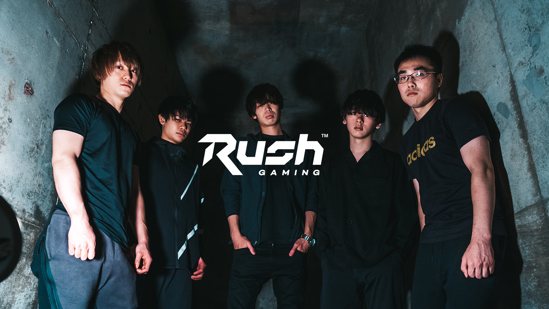 Rush Gaming Call Of Duty Professional Team Powered By Wekids
