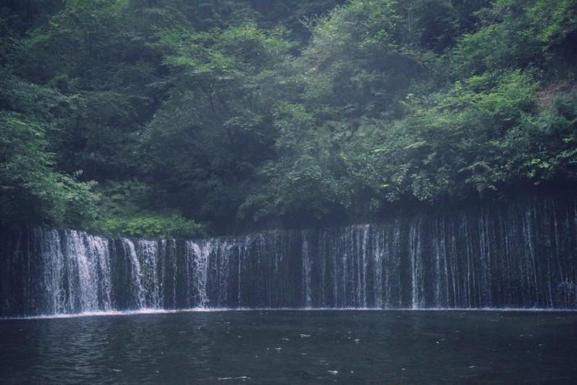 白糸の滝(長野県)