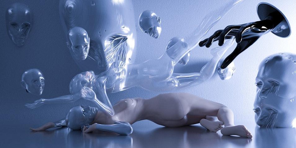 Sleep Paralysis, Frenetik Void