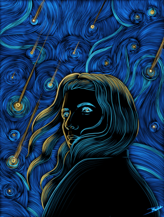 Daniella Attfield - Shower of Stars