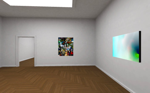 Abstract art in the Age of New Media