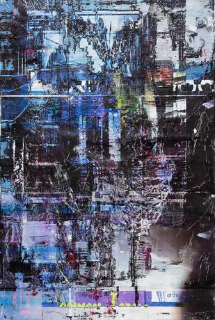 Chris Dorland, Untitled (drain cartridge), 2020