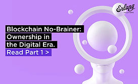 Blockchain NoBrainers Ownership in the D