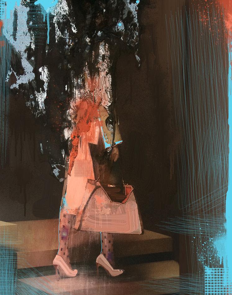 MODERN LOVE, Anna Louise Simpson