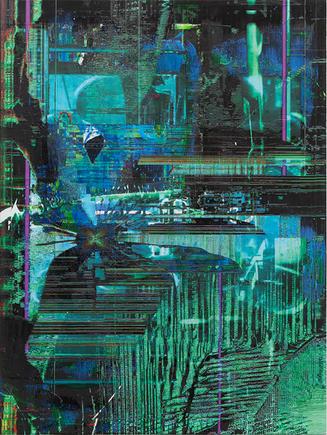 Chris Dorland, Untitled (zero days exploits), 2020