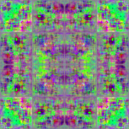 Mattia Cuttini, Generated #2 - Frame 1