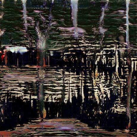 Robbie Barrat, Landscape 7