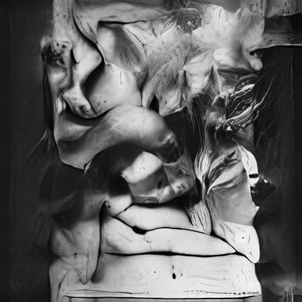 Mario Klingemann, Flesh Formation, Teratoma Series