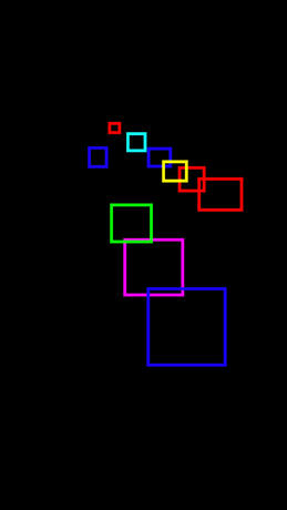 Damjanski, Computer Goggles, Untitled Composition 2, 2020