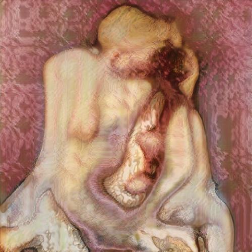 AI Generated Nude Portrait #5, Robbie Barrat
