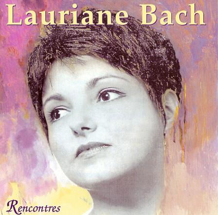 "Lauriane Bach - Album ""Rencontres"""