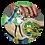 Thumbnail: ケヤッキー×東北ずん子コラボ缶バッジ【東北ずん子①】