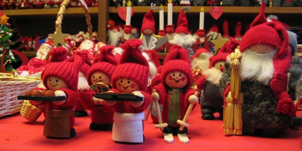 Swedish Church New York Christmas Fair