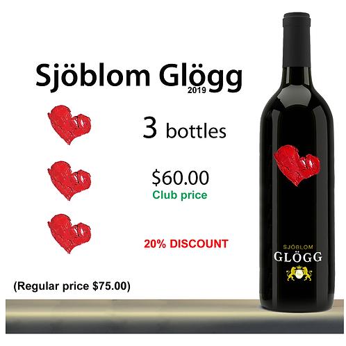 Sjöblom Glögg Club Price