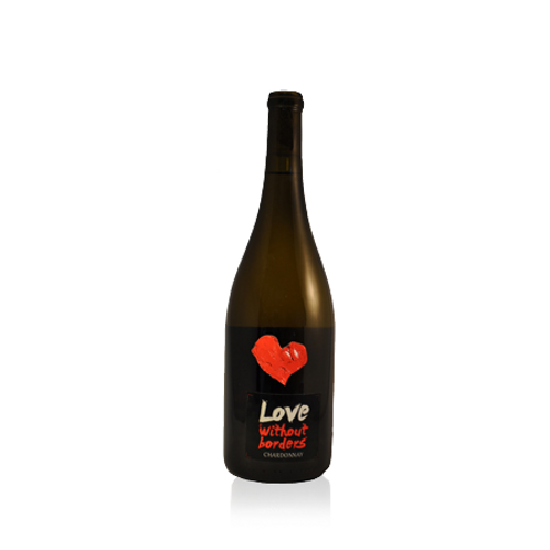 Love without Borders; 2015 Chardonnay