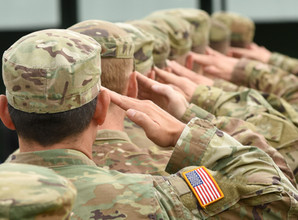 Self-reported mindfulness and soldier health