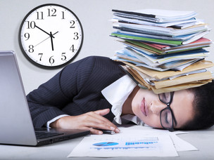 Job stress and biomarkers