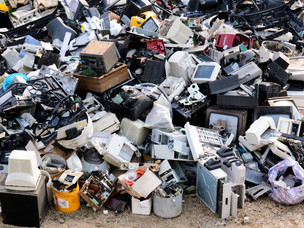 Health effects of electronic waste recycling