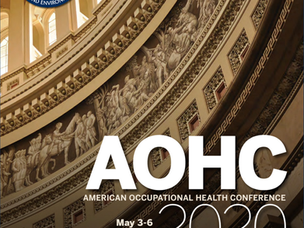 AOHC 2020 in Washington, D.C.
