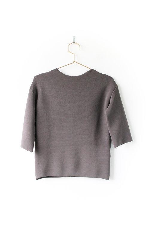 Oak+ Fort Grey Knit Size Small