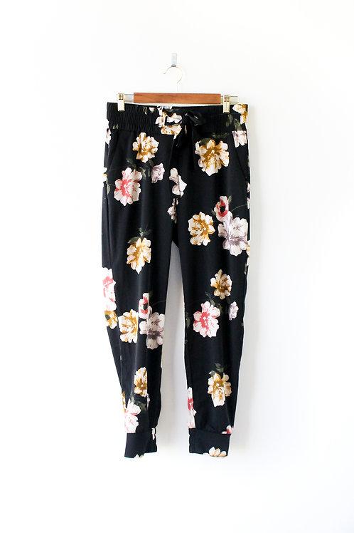 Dynamite Floral Pants Size Small