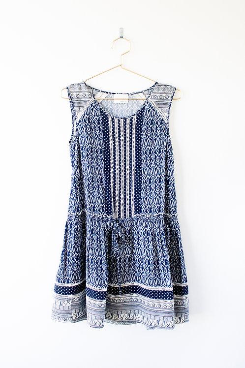 Greylin Boho Dress Size Small
