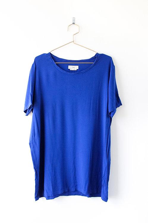 TNA Blue T-Shirt Dress Size Small
