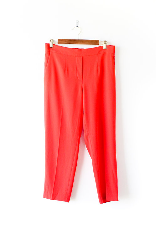 Babaton Red Pants Size 10