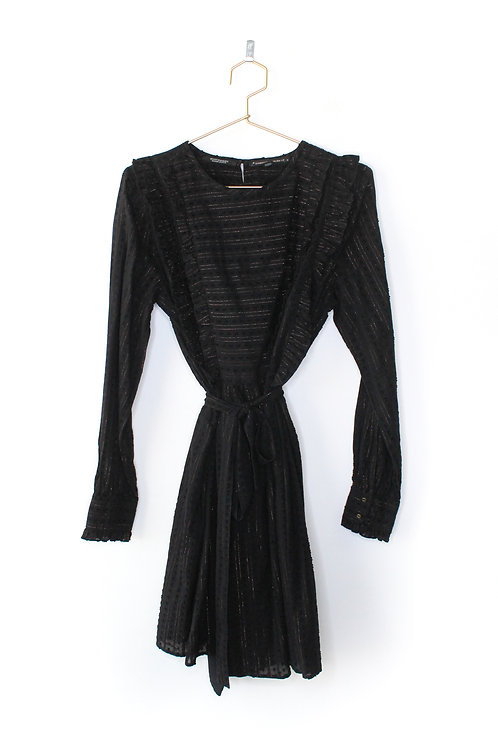 Scotch & Soda Black Dress Size Medium