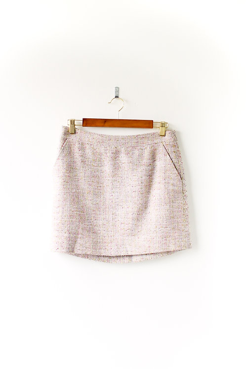 J Crew Tweed Skirt Size 6