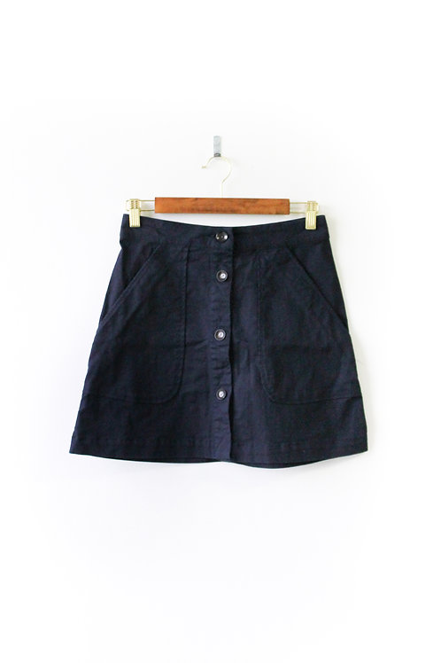 Zara Denim Skirt Size Small