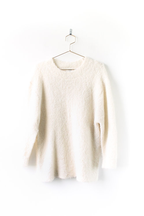 Wilfred Cream Sweater Size 1 (S/M)