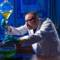 Chemistry Lab at WEPA