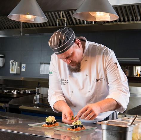 Chef Food Preparation