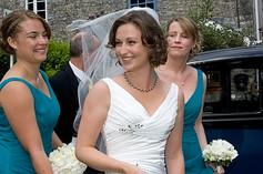 Bridesmaids pander to their Bride