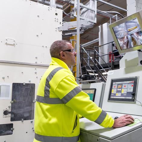 Machinery Operator