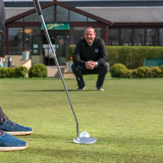 Golf Lessons at The Vale Hotel