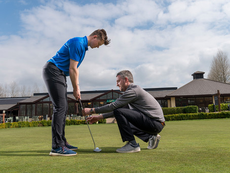 Golf Coaching at The Vale Hotel
