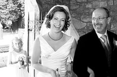 The happiest Bride and her Dad