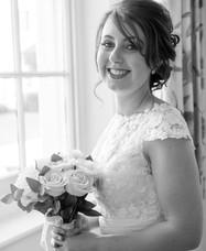 Bridal Window Portrait