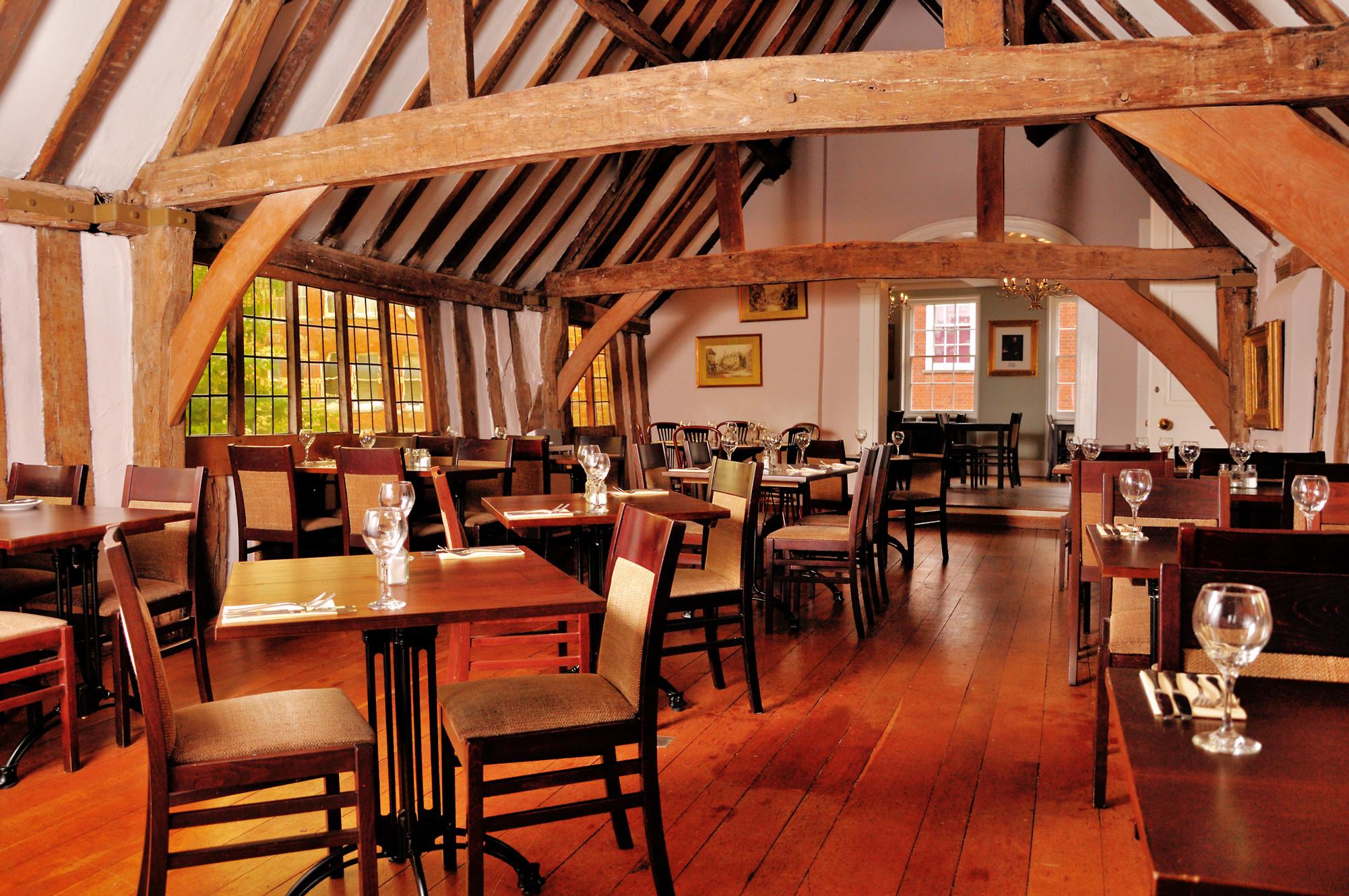 Wygstons House Bar And Restaurant Leicester