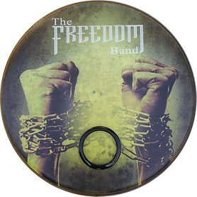 The Freedom Custom Drum head