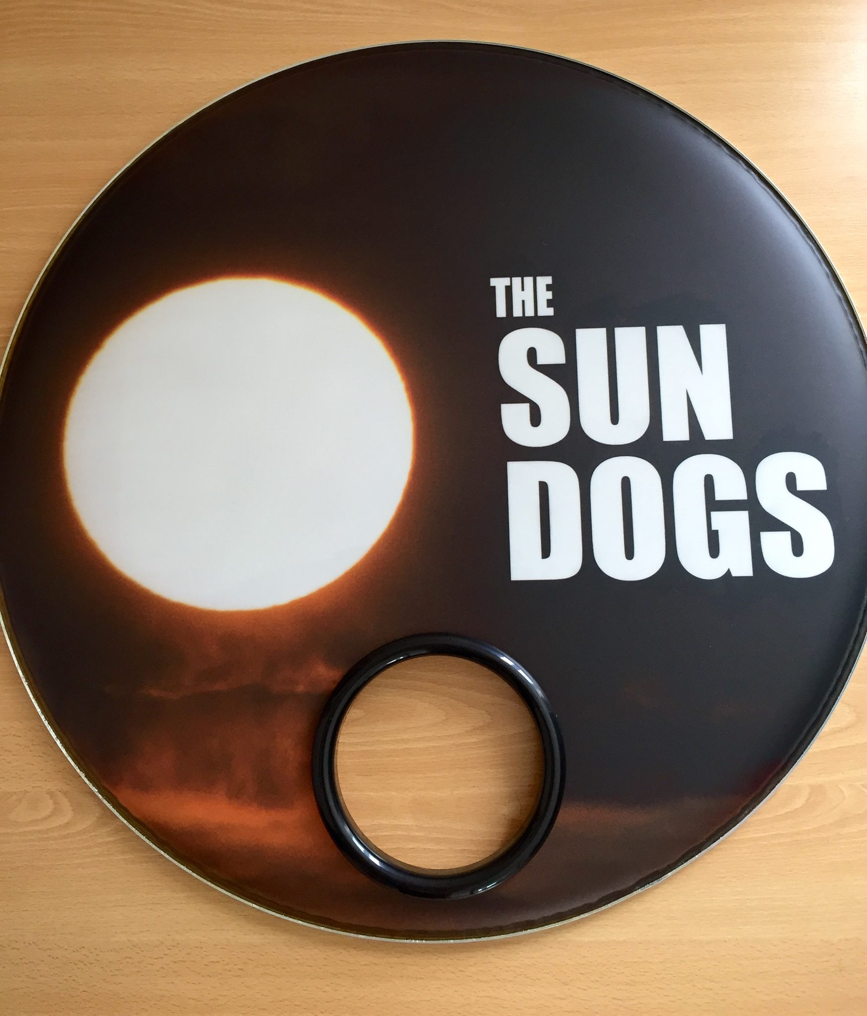 The Sun Dogs custom drum skins.jpg