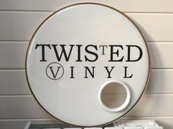 Twisted Vinyl Custom Drum head