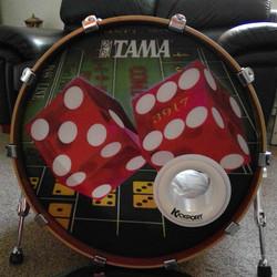 Custom Drum Head