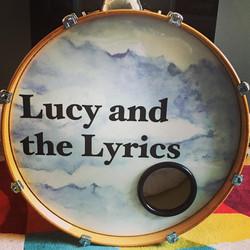 Lucy Lyrics custom drum skin.jpg