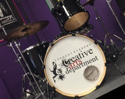 Torquay Academy Custom Drumskin