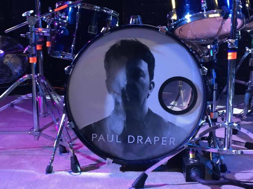 Paul Draper Custom Drum Skin